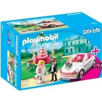 Trouwpartij starterset Playmobil