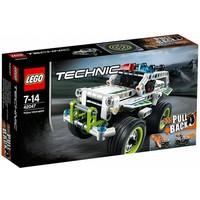 LEGO Technic 42047 Politie Onderscheppingsvoertuig