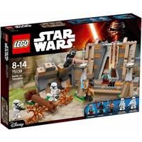 De Slag Bij Takodana Lego