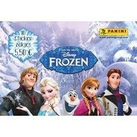 Panini sticker blister Frozen Speciale Momenten: 10 stuks