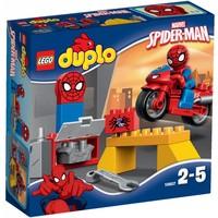 LEGO DUPLO 10607 Spider-man Webmotor Werkplaats