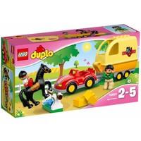 LEGO DUPLO 10807 Paardentrailer