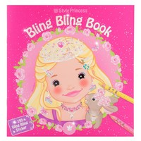 Stickerboek Style Princess Top Model