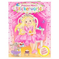 Stickerboek Princess Mimi Top Model