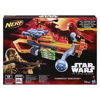 Chewbacca Bowcaster Star Wars Nerf