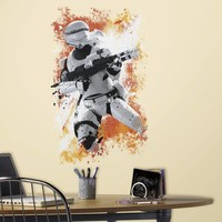 Muursticker Star Wars VII: Flame Trooper