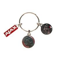 Sleutelhanger ajax metaal 3 hangers