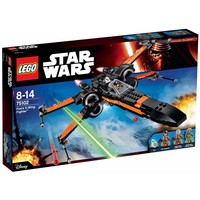LEGO Star Wars 75102 Poes X-Wing Fighter