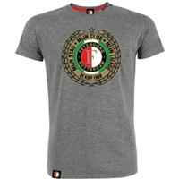 T-shirt feyenoord grijs mijn club