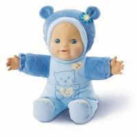 Kiekeboe baby Little Love Vtech blauw: 12+ mnd
