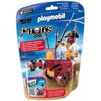 Playmobil 6163 Zeerover met rood kanon