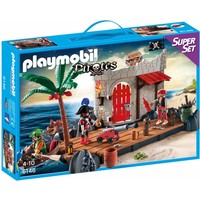 Playmobil 6146 SuperSet Piratenfort