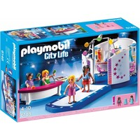 Playmobil 6148 Model op catwalk