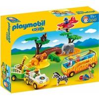 1.2.3 Grote safari Playmobil