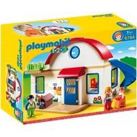 1.2.3 Woonhuis Playmobil
