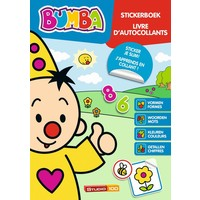 Stickerboek Bumba Educatief