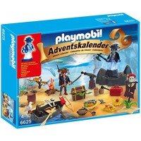 Playmobil 6625 Adventskalender Pirateneiland