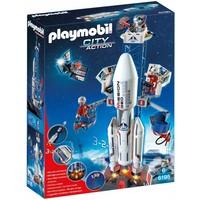 Playmobil 6195 Lanceerbasis met raket