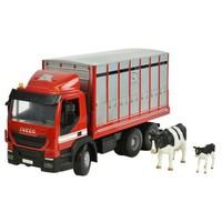 Iveco veewagen met dieren Big Farm Britains