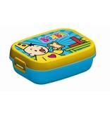 Bumba Bumba Lunchbox blauw-geel