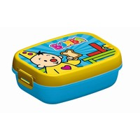 Bumba Lunchbox Bumba blauw/geel