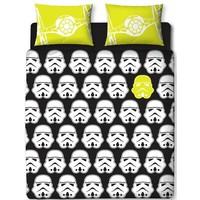 Dekbed Star Wars Stormtrooper: 200x200/50x75 cm