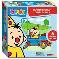 Puzzel Bumba houten blokken