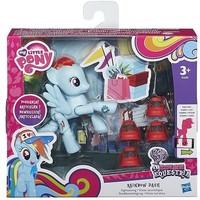 Poseable My Little Pony: Rainbow Dash