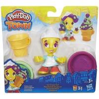 Fantasy Play-Doh Town: IJsverkoopster 56 gram