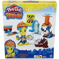 Fantasy Play-Doh Town: Wegwerker 140 gram