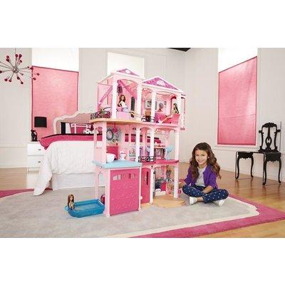 Droomhuis barbie sinqel - Nieuw huis ...