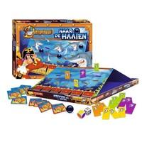 Spel Piet Piraat: naar de haaien