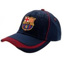 Cap barcelona blauw senior luxe