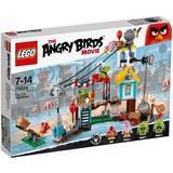 LEGO Angry Birds 75824 The Destruction of Pig City