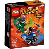 LEGO Superheroes 76064 Mighty Micros Spider-man vs Green Goblin