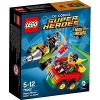 LEGO Superheroes 76062 Mighty Micros Robin vs Bane