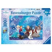 Puzzel XXL Frozen: 100 stukjes