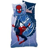 Dekbed Spider-Man webhead: 140x200/63x63 cm