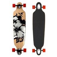 Longboard Move twin Flower Surf 104 cm/ABEC7