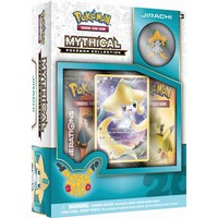 Pokemon 20th Anniversary Tin box 03: Jirachi