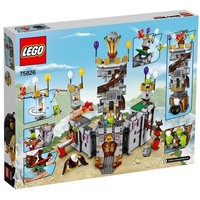 LEGO Angry Birds 75826 The Pigs Castle