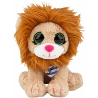 Pluche Snukis 18 cm: Leeuw