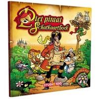 Boek Piet Piraat: Schatkaartboek
