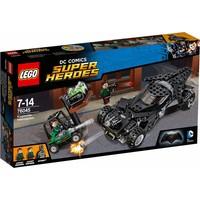 LEGO Superheroes 76045 Kryptoniet Onderschepping
