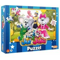 Puzzel Jul & Julia: 24 stukjes