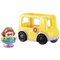 Voertuig Little People Schoolbus