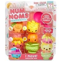 Starter Pack Num Noms: Sour Citrus Cupcake