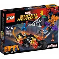 LEGO Superheroes 76058 Ghost Rider samenwerking