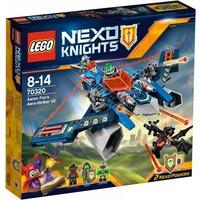 LEGO Nexo Knights 70320 Aaron Foxs aerojager V2