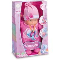 Pop Nenuco soft met geluid roze: 30 cm